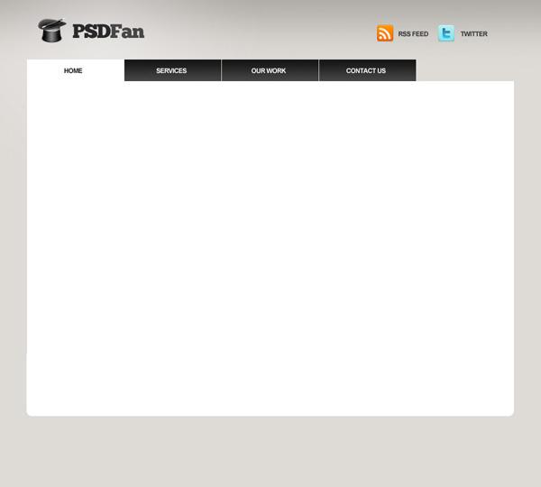 proport9 Design a Professional Portfolio Web Layout