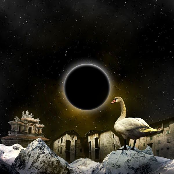spacescene17 Photo Manipulate a Surreal Space Age Landscape