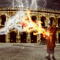 Members Area Tutorial: Design a Last Airbender Inspired Photo Manipulation