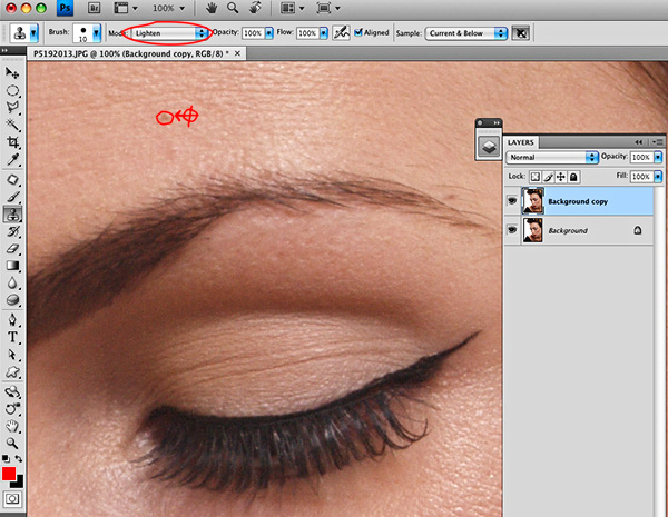 healing5 Professional Retouching Tutorial: Healing (Part 1)