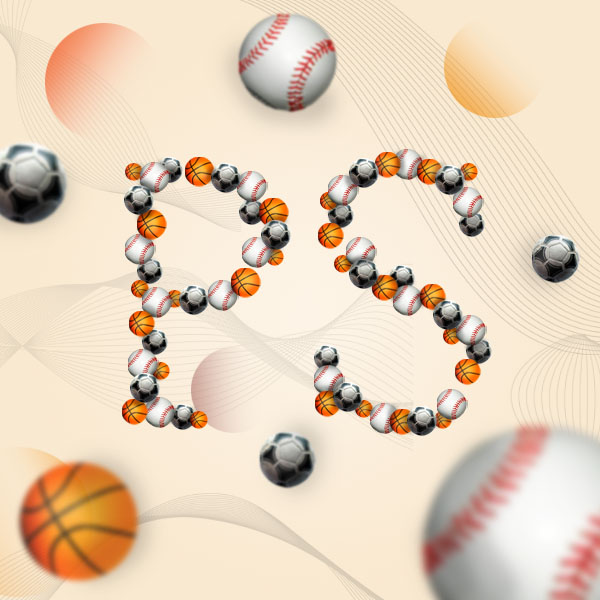 sportstext15 Create Unique Sports Themed Lettering