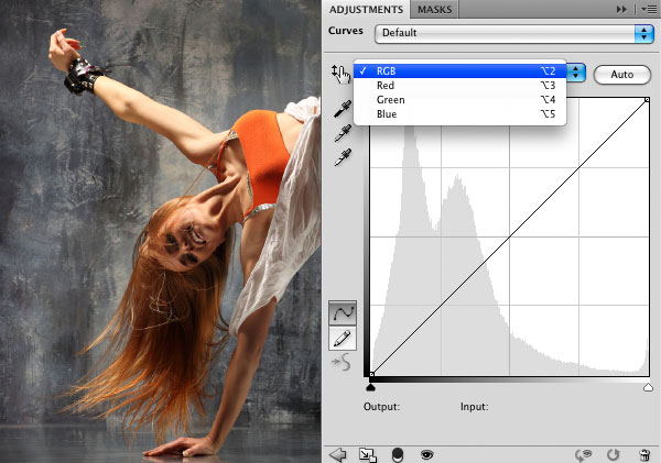 curves 6 Professional Retouching Tutorial: Using Curves in Photoshop (Part 3)