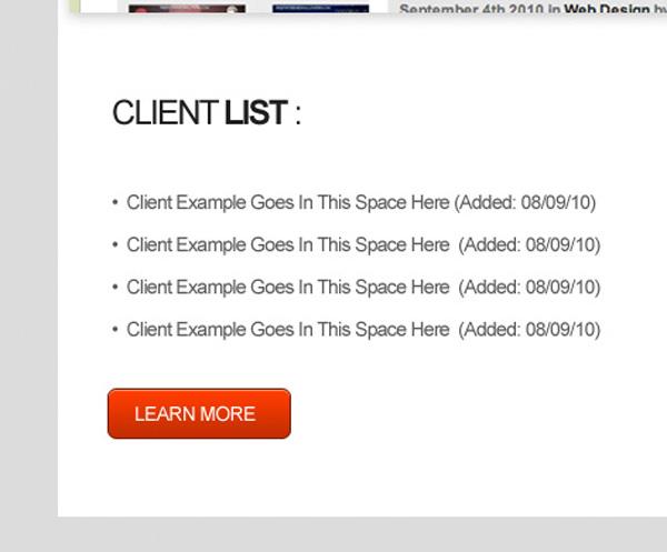 darkdesign14b Design a Dark, Professional Website Layout