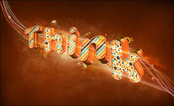 3dtexteffectfinal Members Area Tutorial: Create an Amazing 3d Text Effect