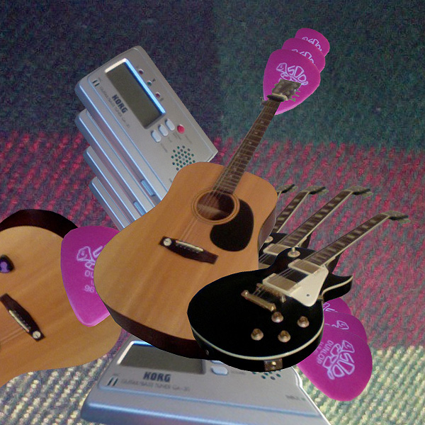 guitarmontage6b Create a Stylized Photo Montage from Scratch