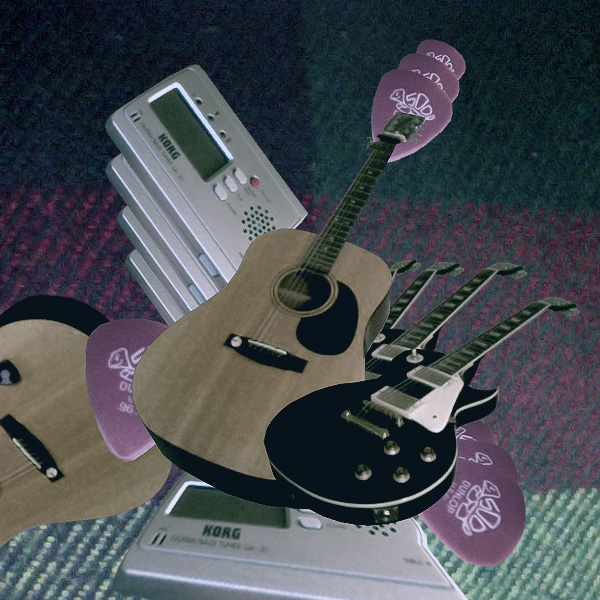 guitarmontage8b Create a Stylized Photo Montage from Scratch