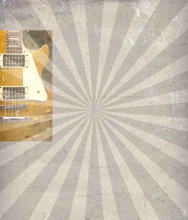 rockposterdesign6b Design a Grungy, Rock & Roll Gig Poster