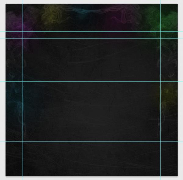 smokedesign9 Design a Textured Portfolio Website