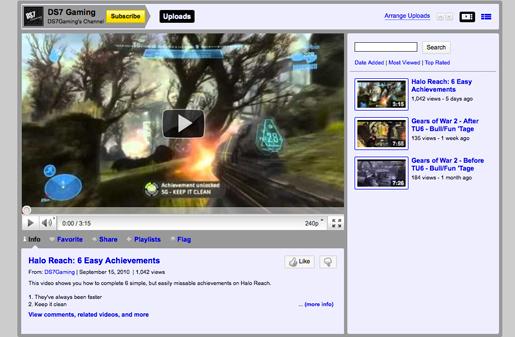 youtubebackground1 Create a Simple, Stylish Custom Youtube Background