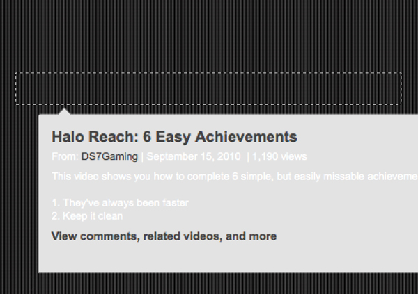 youtubebackground13 Create a Simple, Stylish Custom Youtube Background