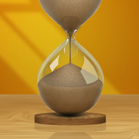Create a Photo-Realistic Realistic Hourglass