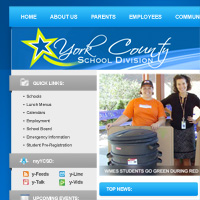 30 Minute Redesign: York County School Division