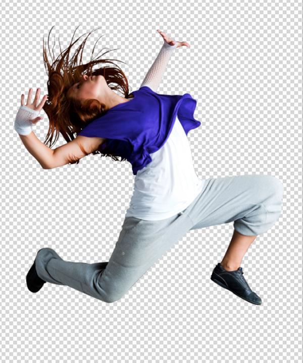Dance 01 b Create A Futuristic Photo Illustration With Photoshop