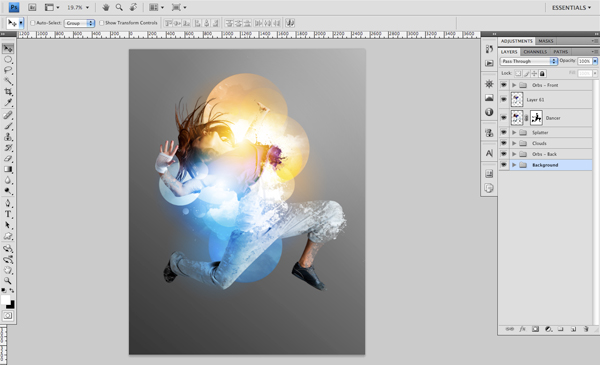 Dance 11 Create A Futuristic Photo Illustration With Photoshop