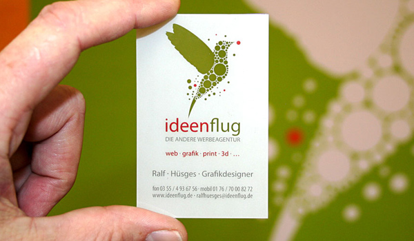 31 Elegant and Modern Business Card Examples – Name Card Example
