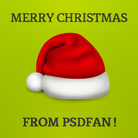 Merry Christmas From PSDFAN!