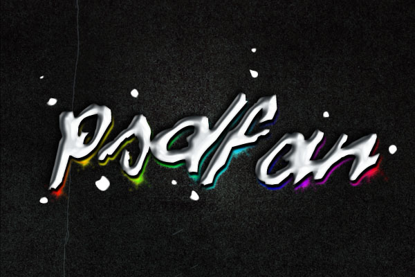 create a daft punk inspired text effect psdfan