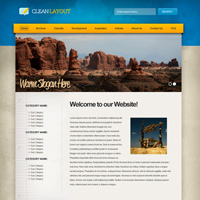 Design a Trendy Yet Professional Website Layout