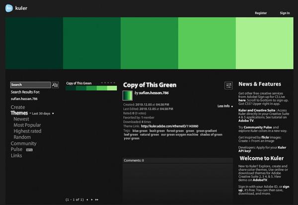 greenweblayout2 Design a Quick and Clean Portfolio Website