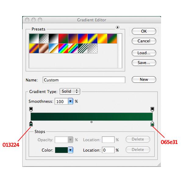 greenweblayout3a Design a Quick and Clean Portfolio Website