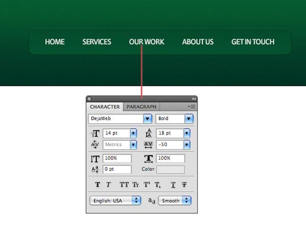 greenweblayout8 Design a Quick and Clean Portfolio Website