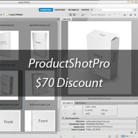Product Shot Pro $70 Discount Code