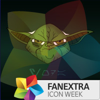 Icon Week: Premium Icon Pack: Star Wars Icons