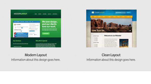 textureportfolio19b Design a Cool Textured Portfolio Website