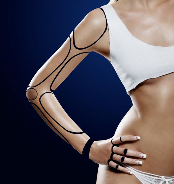 Cyborg 15 d Tutorial Photoshop Criar uma mulher Robô photoshop