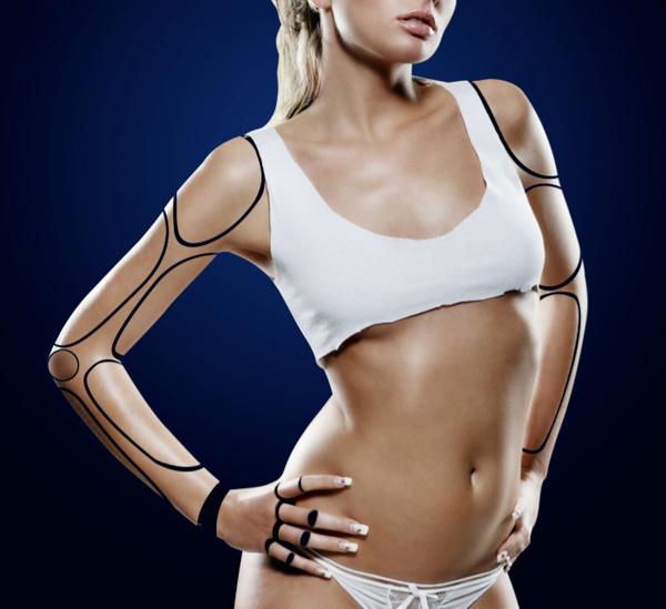 Cyborg 17 d Tutorial Photoshop Criar uma mulher Robô photoshop