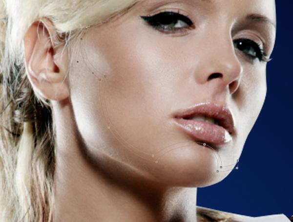 Cyborg 21 a Tutorial Photoshop Criar uma mulher Robô photoshop