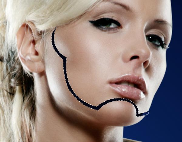 Cyborg 21 b Tutorial Photoshop Criar uma mulher Robô photoshop