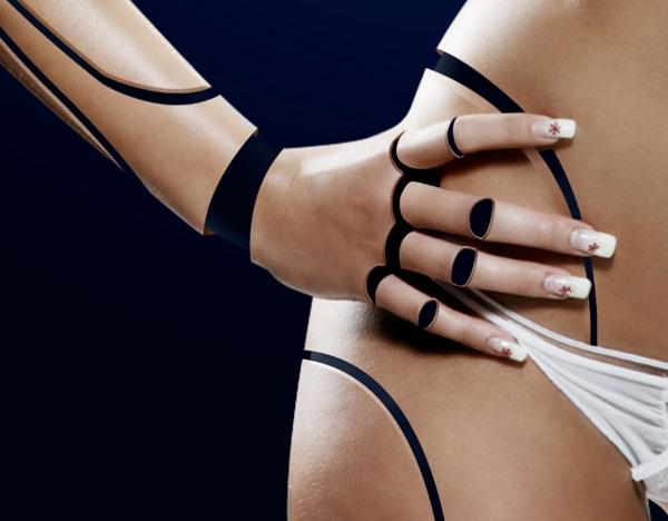 Cyborg 29 d Tutorial Photoshop Criar uma mulher Robô photoshop