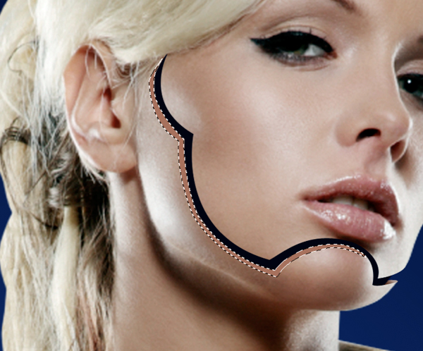 Cyborg 30 a Tutorial Photoshop Criar uma mulher Robô photoshop