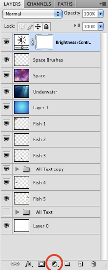 Underwater Type 16 a Create An Underwater Typography Scene