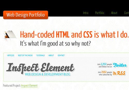 freetemplates14 34 Free & Beautiful xHTML/CSS Templates
