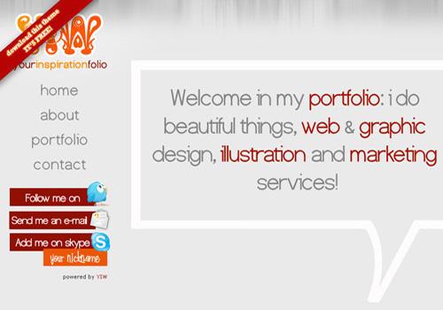 freetemplates27 34 Free & Beautiful xHTML/CSS Templates