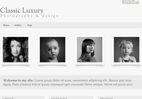 freetemplates4 34 Free & Beautiful xHTML/CSS Templates