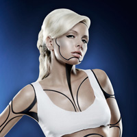 Members Area Tutorial: Create A Human/Robot Hybrid In Photoshop
