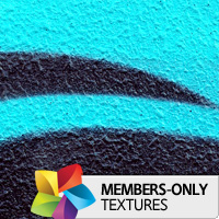 Premium Texture Set: Blue Black