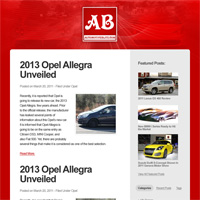30 Minute Redesign: Automotive Blitz