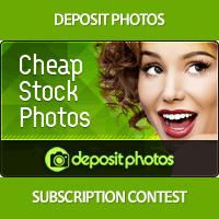 Deposit Photos Subscription Giveaway Winners