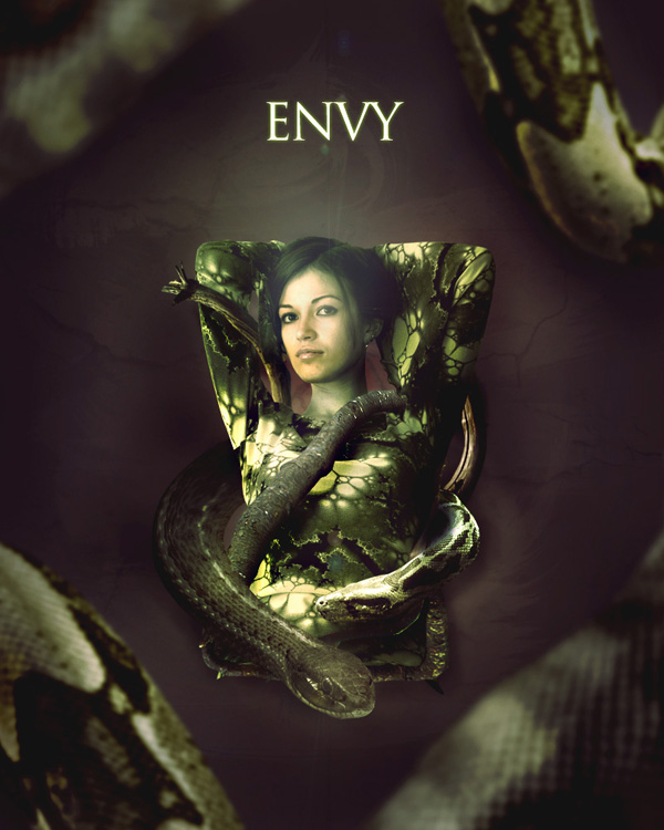Creating the Elaborate Photo-Manipulation 'Envy