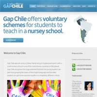 30 Minute Redesign: Gap Chile