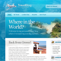 Members Area Tutorial: Design a Sleek, Professional Travel Blog