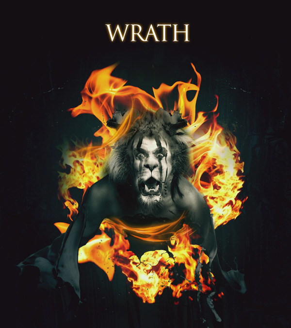 Creating the Terrifying Photo-Manipulation 'Wrath