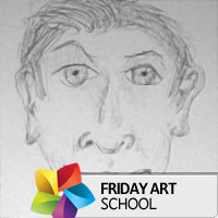 New Weekly Post Series – Friday Art School
