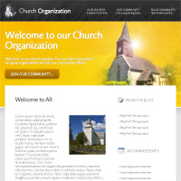 Members Area Tutorial: Design a Clean, Engaging Church Website