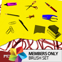 Premium Brush Set: Perfect Office