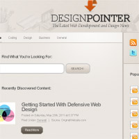 30 Minute Redesign: Design Pointer